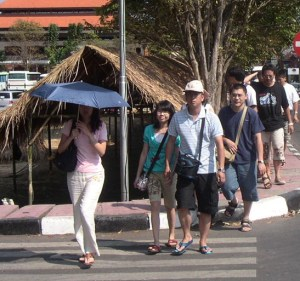 Aziatisch toerisme 19-07-09
